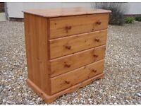 Pine chestdraw free delivery