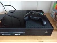 Xbox one black edition