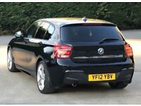 2012 BMW 1 Series 2,0 116d M Sport 5dr 2 owners