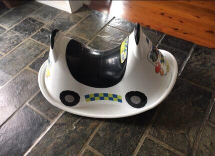 Police Car Rocker