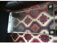 Modern Glass coffee table QUICK sale £60