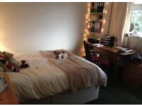 Large double room, all inclusive rent, 6 week let