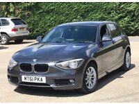 2011 BMW 1 Series 2,0 litre diesel 5dr 2 owners