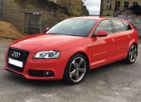 Audi A3 Black Edition 2011