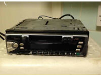 JVC KS FX-202 stereo with 12 disc CD player CH-X500