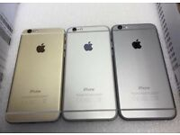 APPLE iPHONE 6 64GB UNLOCKED - GOOD CONDITION - SHOP RECEIPT & WARRANTY - 🌟🌟SPECIAL OFFER🌟🌟