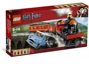 LEGO-Hogwart's Express Train 4841 Harry Potter