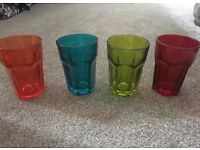 NEW Next Soda Glasses