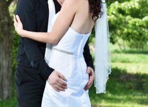 Beautiful Wedding Dress - Cheap Price, WANT GONE ASAP.