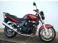 Kawasaki ZR-7 750 Z750 ZR7 Only 10,000 miles, 2001 model, Excellent condition