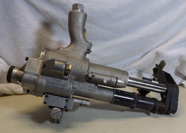 DEUTSCH SPACEMATIC DRILL MODEL HS-2
