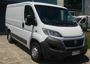 2015 Fiat Ducato Low Roof SWB 180HP 3.0Ltr T/Dsl Manual Campbellfield Hume Area Preview