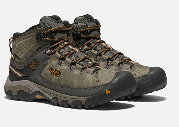 Keen Targhee III Mid Top Size 12 M  EU 46 Men's WP Hiking Bo