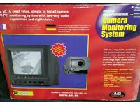 Camera monitoring AEI system in very good condition! boxed!can deliver or post!