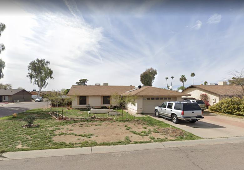 Home In Phoenix Arizona Metro Area, Maricopa County, Pre-Foreclosure Tax Lien  - $732.00