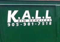 BIN RENTAL, JUNK REMOVAL, GARBAGE DISPOSAL