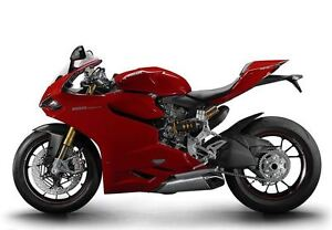 PARTS PIECES DUCATI PANIGALE S 2012