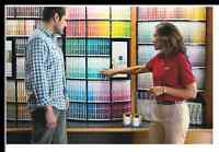 In-Store Decorating Consultants & Store Managers