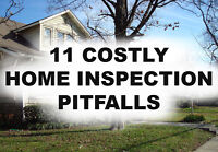 11 COSTLY HOME INSPECTION PITFALLS TO KNOW BEFORE SELLING