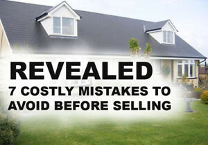 7 Costly Mistakes to Avoid Before Selling Your Home