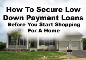 How to Secure Low Down Payment Loans Before Home Shopping