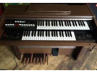 Yamaha electric organ - Working! FREE