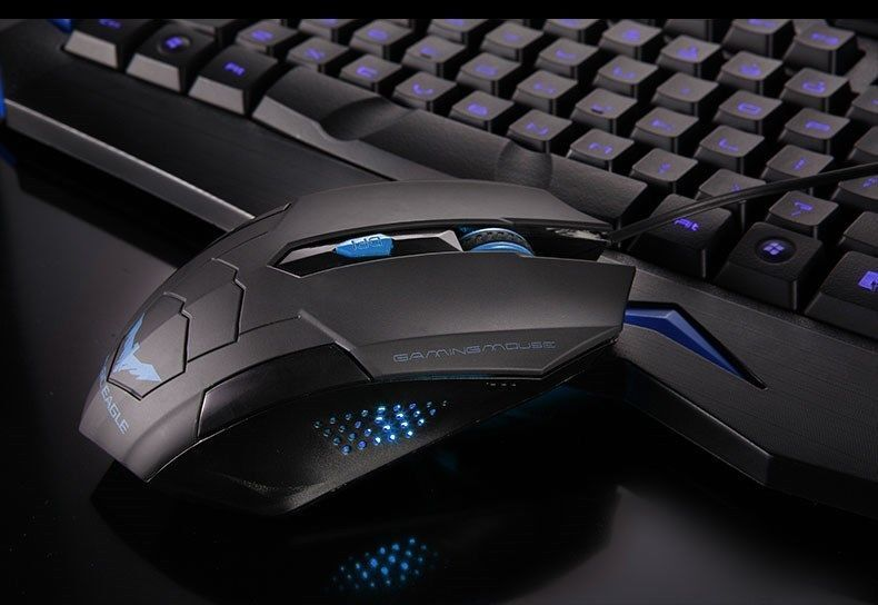Der LED-Effekt: Was bringt's der Gaming Mouse?