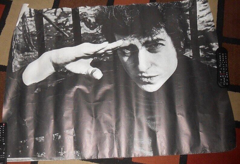 1967 Personality Poster Bob Dylan # 123
