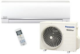 Panasonic Wall-mounted 2.5Kw Air Conditioning System in Maldon
