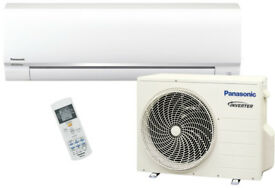 Panasonic Wall-mounted 2.5Kw Air Conditioning System
