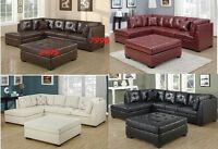 Sectional all sizes small /big