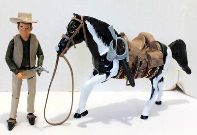 Bonanza Little Joe   His Custom Horse Complete American Character Doll Figures