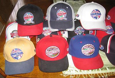 13 Little League Hats  World Series Baseball