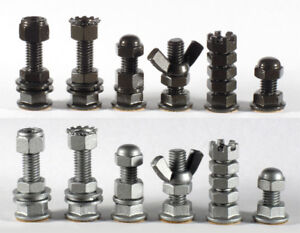 One-Of-A-Kind Chess set (board not included)