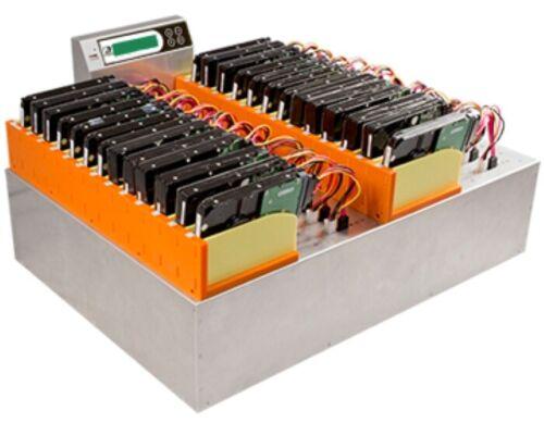 Ureach 1:25 HDD/SSD Hard Drive Duplicator/Sanitizer 18GB/Min Copy/Erase MT2600H