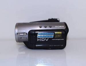 Sony HDR-HC3E Digital Handycam HD MiniDV Tape Cassette Camera Sydney City Inner Sydney Preview