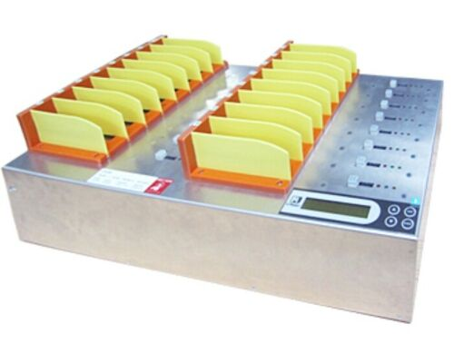 Ureach 1:15 HDD/SSD Hard Drive Duplicator/Sanitizer 18GB/Min Copy/Erase MT1600H