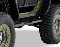 Warrior Products Rock Barz W/Step 07-14 Jeep Wrangler JK 2 Door