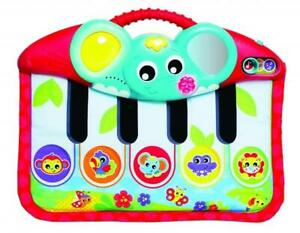 Piano nomade musical et lumineux