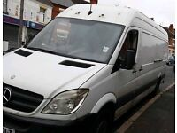 Van and man removal and deliveries
