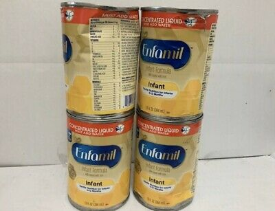 12 cans Enfamil infant 13 oz October 2020