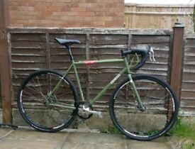 Genesis day one disc 56cm cyclocross/gravel/commuter/tourer