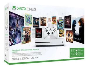 Xbox One S 500 GB Game Pass Bundle