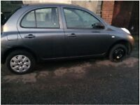 NISSAN MICRA 2005 PETROL 1.2 AUTOMATIC BREAKING FOR PARTS/SPARES