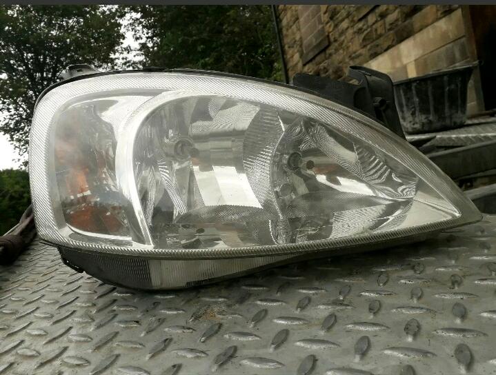 Vauxhall Corsa C drivers side headlight | in Ossett, West Yorkshire on