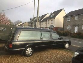 FUNERAL HEARSE Ford Cardinal