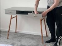Habitat Valance Office Desk RRP £90