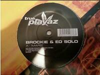 Drum and bass vinyl for sale