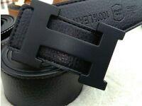 Men's designer belts