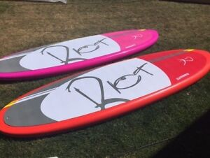 "SUP (stand up paddle) RIOT NAMASTE 9'9"" Epoxy"